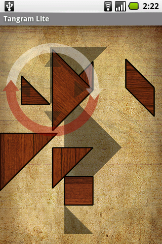 Tangram Pro Android game