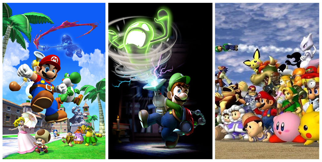 We're getting some GameCube classics via Virtual Console on