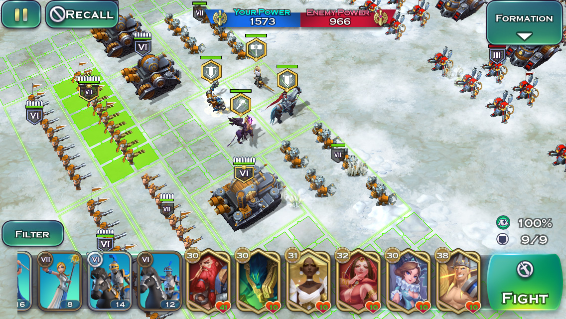 A beginner's guide to Art of Conquest | Articles | Pocket Gamer