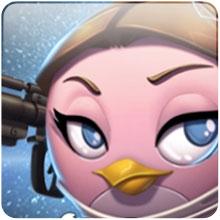 Battle of Naboo Bird Side