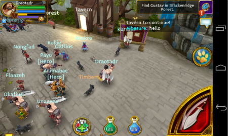 Top 5 best games like Diablo for Android | Articles | Pocket