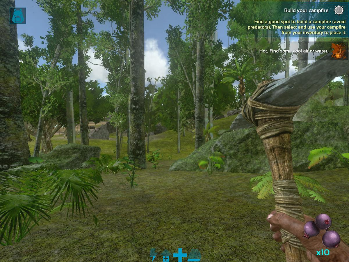 ARK: Survival Evolved cheats and tips - Essential tips for starting