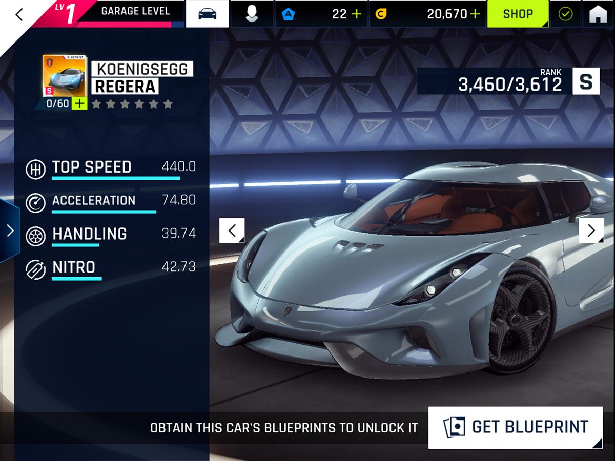 Asphalt 9 Legends Cheats And Tips A Full List Of Every Car In The