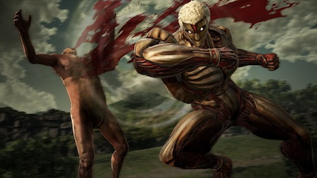 Attack on Titan 2 Switch review screenshot 1