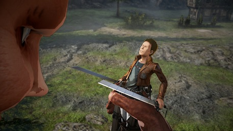 Attack on Titan 2 Switch review screenshot 3