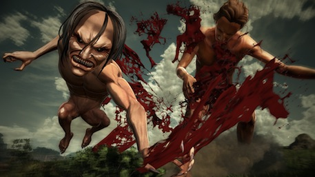 Attack on Titan 2 Switch review screenshot 4