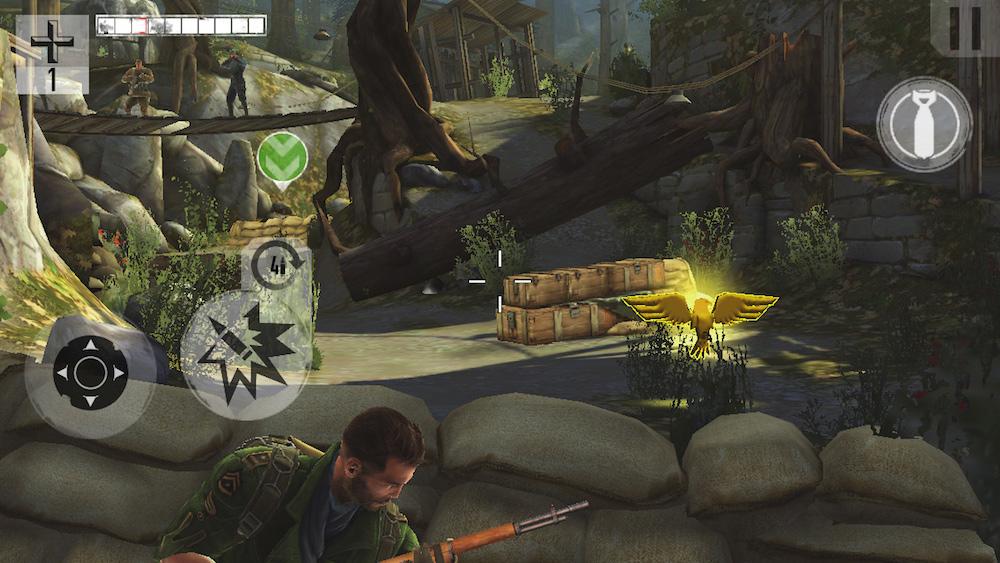 Wolfenstein II: The New Colossus - 5 mobile alternatives