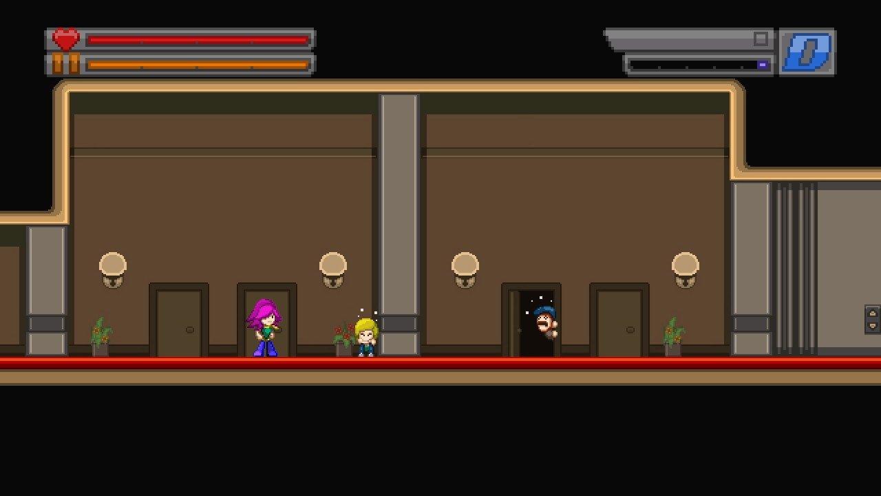 Bleed 2 Switch review screenshot