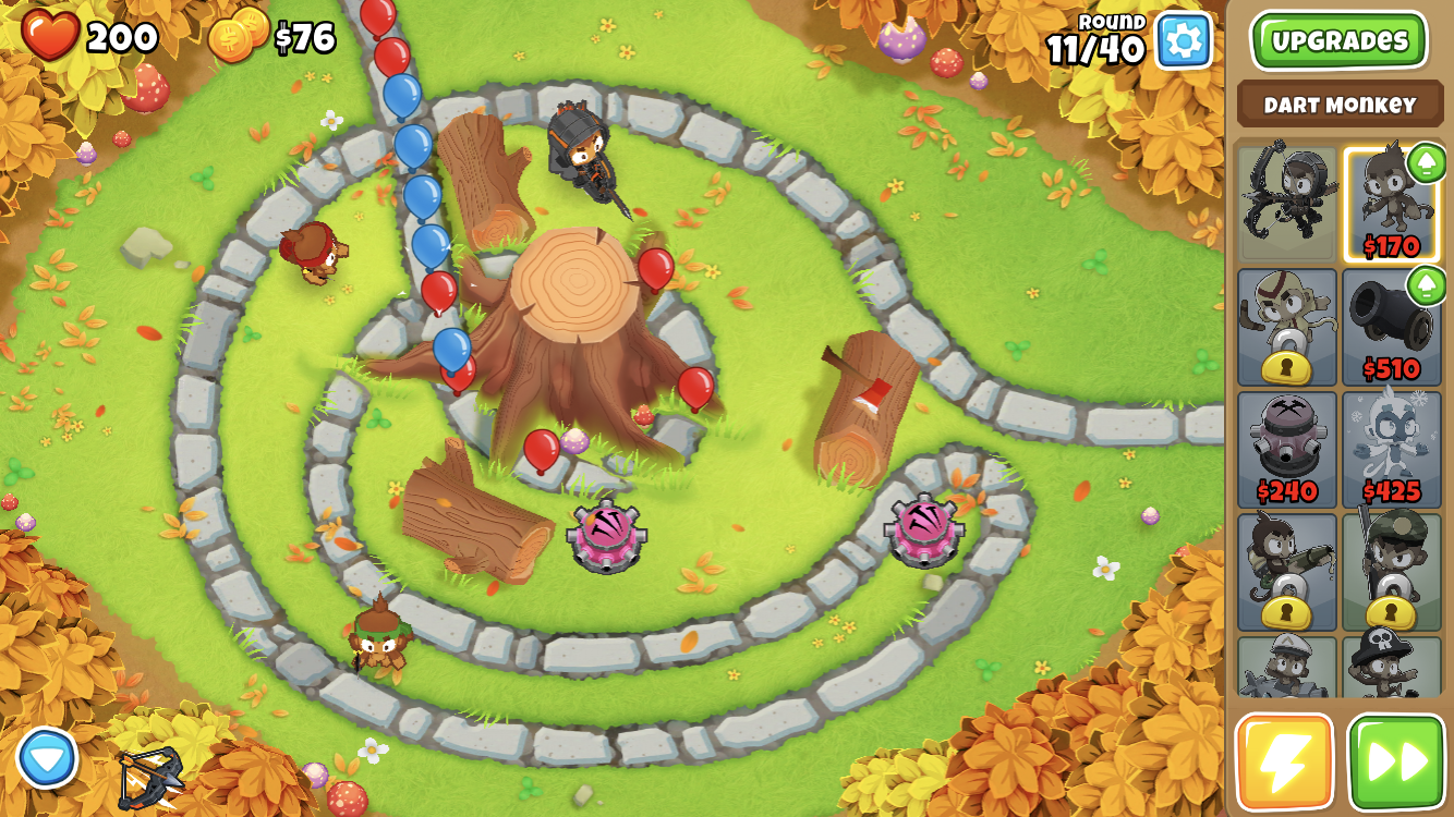 Bloons TD 6 review - A tower defence series that's starting