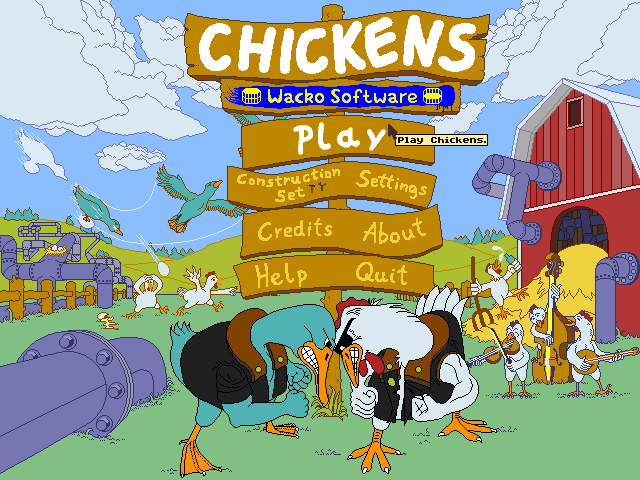 Chickens Screenshot