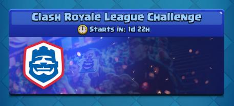 Clash Royale League Challenge