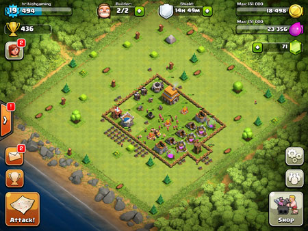 Update] Land of the Free: Show off your Clash of Clans village
