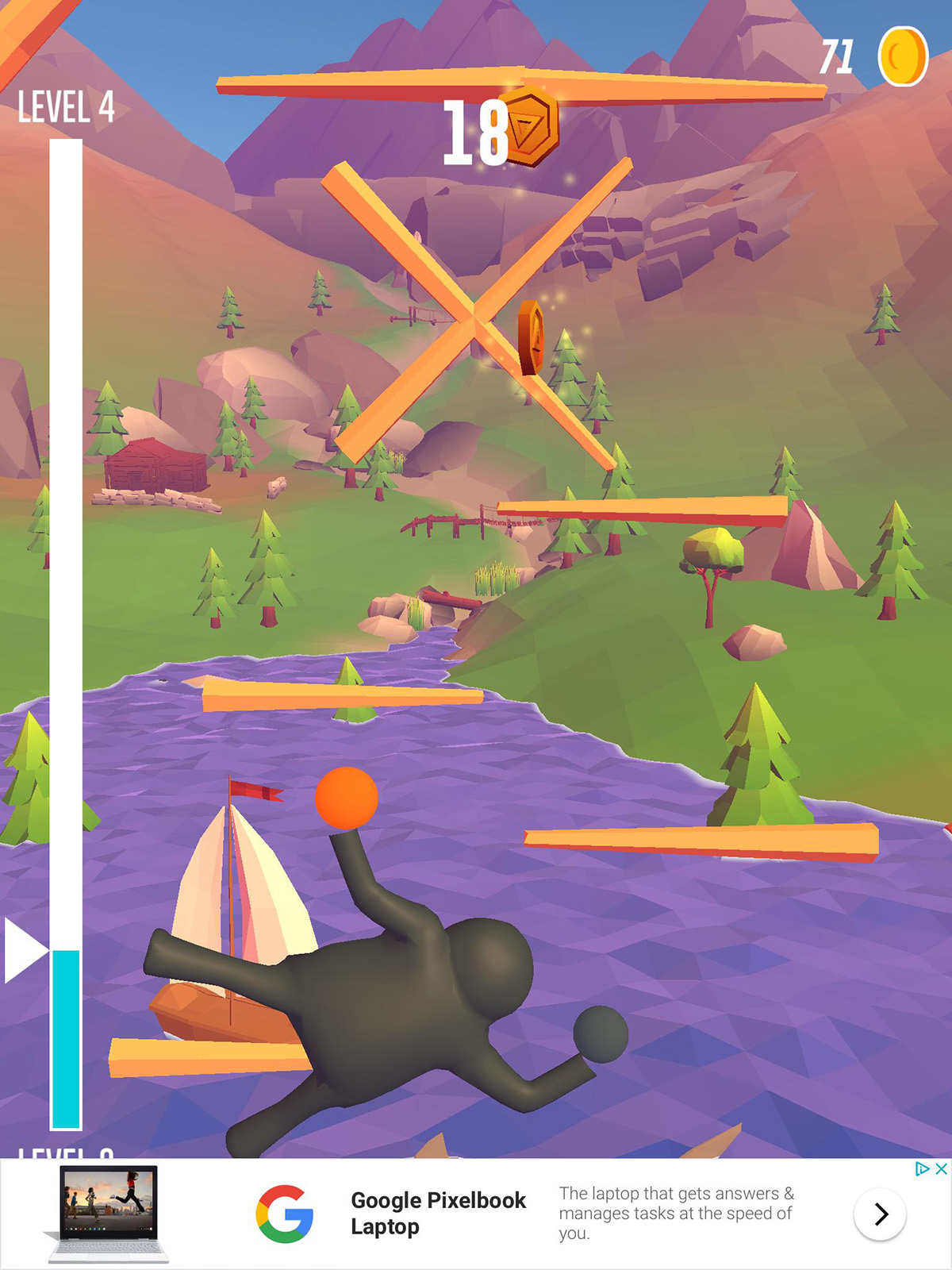 Clumsy Climber cheats and tips - Everything you need to climb less