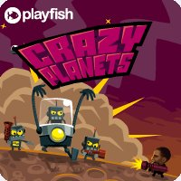 Crazy Planets - Playfish
