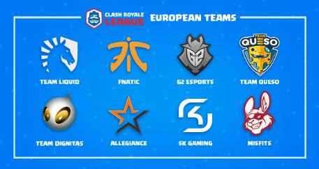 Clash Royale League Europe