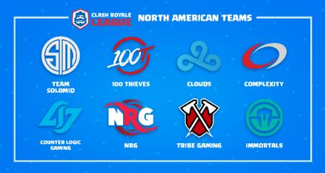 Clash Royale League North America