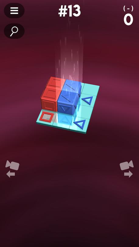 Cubor iOS review screenshot