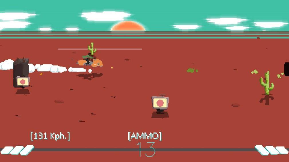 Desert Child Switch Screenshot Race in the Desert