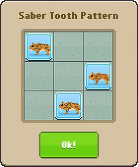 Saber Tooth