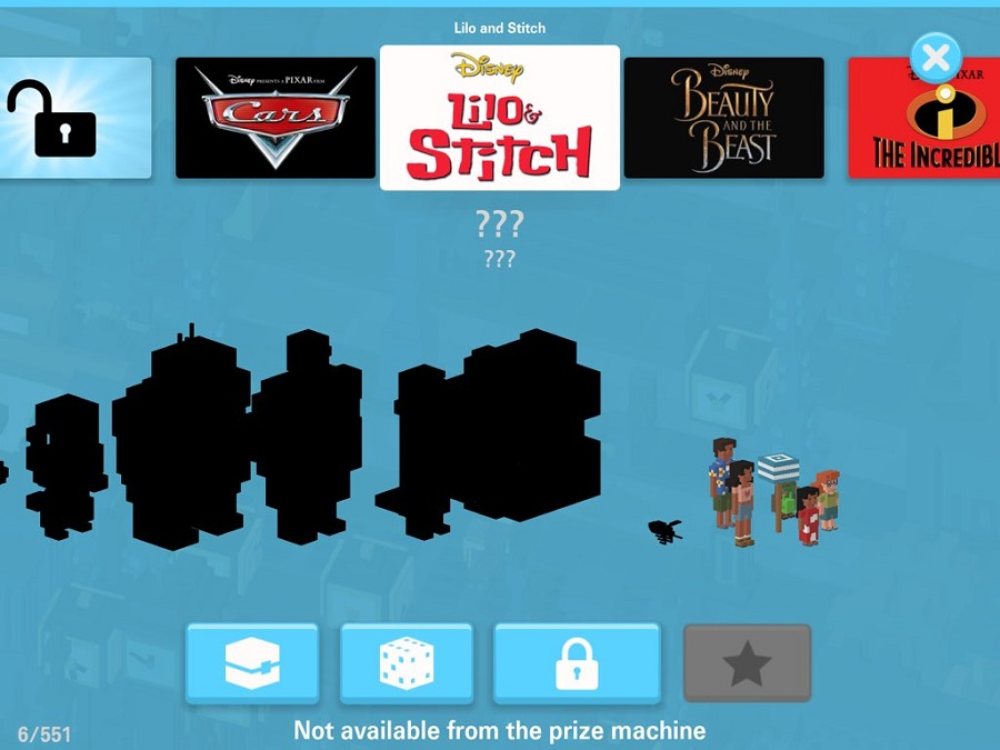 Toy Story Disney Crossy Road Buy 2 Get 2 Free! Slinky Dog