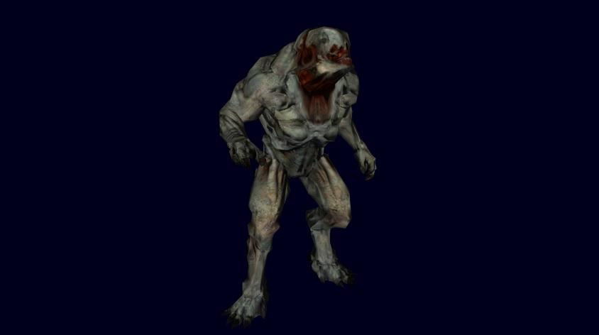 Doom 3 model