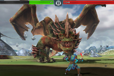 Top 5 best games like Infinity Blade for Android   Articles   Pocket