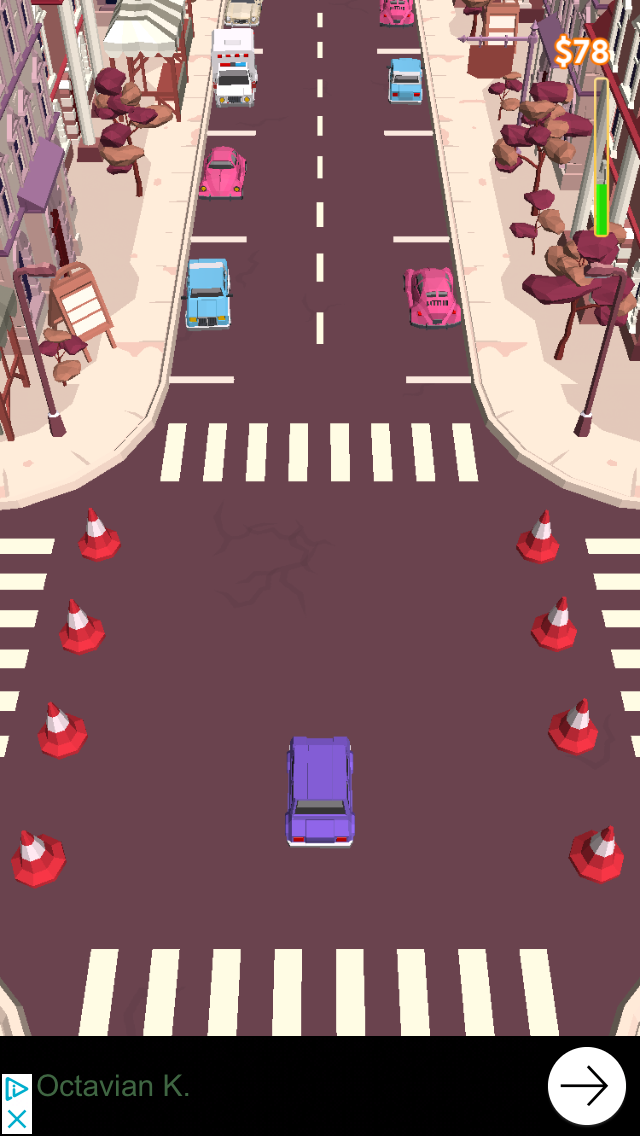 Drive and Park iOS screenshot