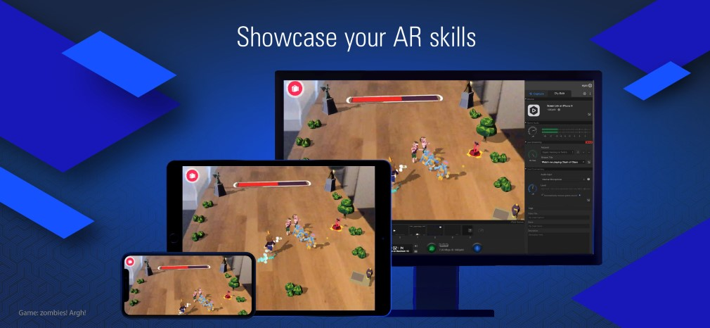 Elgato Screen Link iOS Artwork Show Your AR Skills