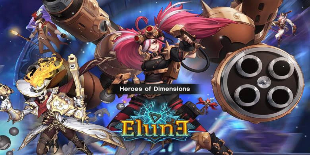 Elune is a dimension-hopping monster-hunting RPG for iOS and