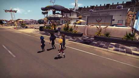 Final Fantasy XV Pocket Edition Screenshot 1