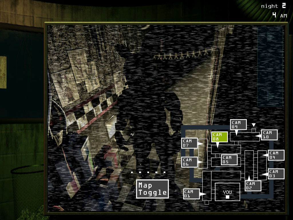 How To Survive Your Third Stay Five Nights At Freddy S 3 Tips