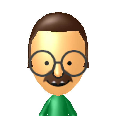 The QRepository: All the best Mii QR codes for your Nintendo 3DS
