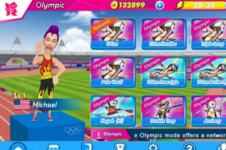 fridayfive-olympic-london