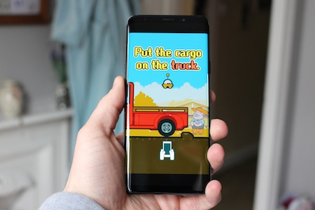 Samsung Galaxy S9 review image 4