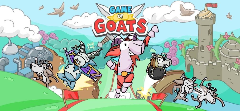 Game of Goats Key Art