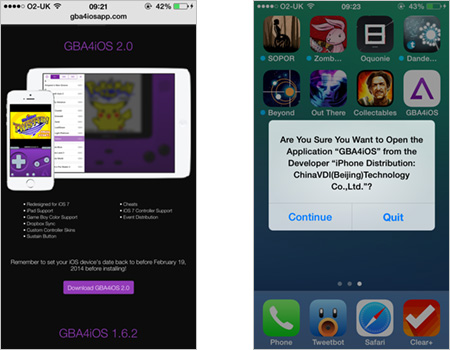 How to play GBA games on iPhone and iPad with GBA4iOS 2 0 (No