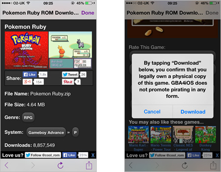 How to play GBA games on iPhone and iPad with GBA4iOS 2 0