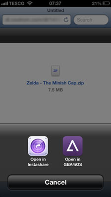 Update] iOS Emulation - How to play GBA games on your iPhone