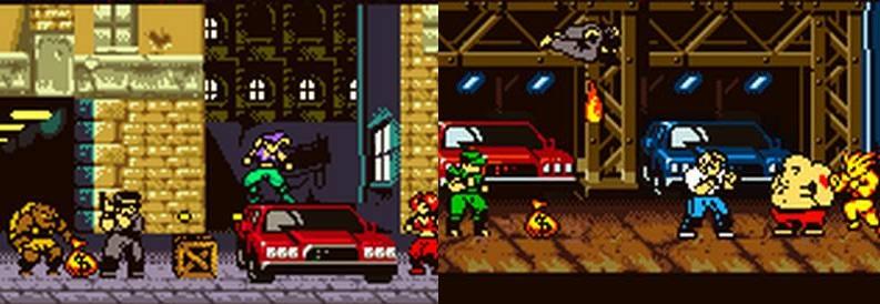 Gekido Game Boy Color