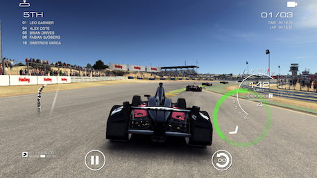 GRID Autosport review - A premium mobile racer that's worth