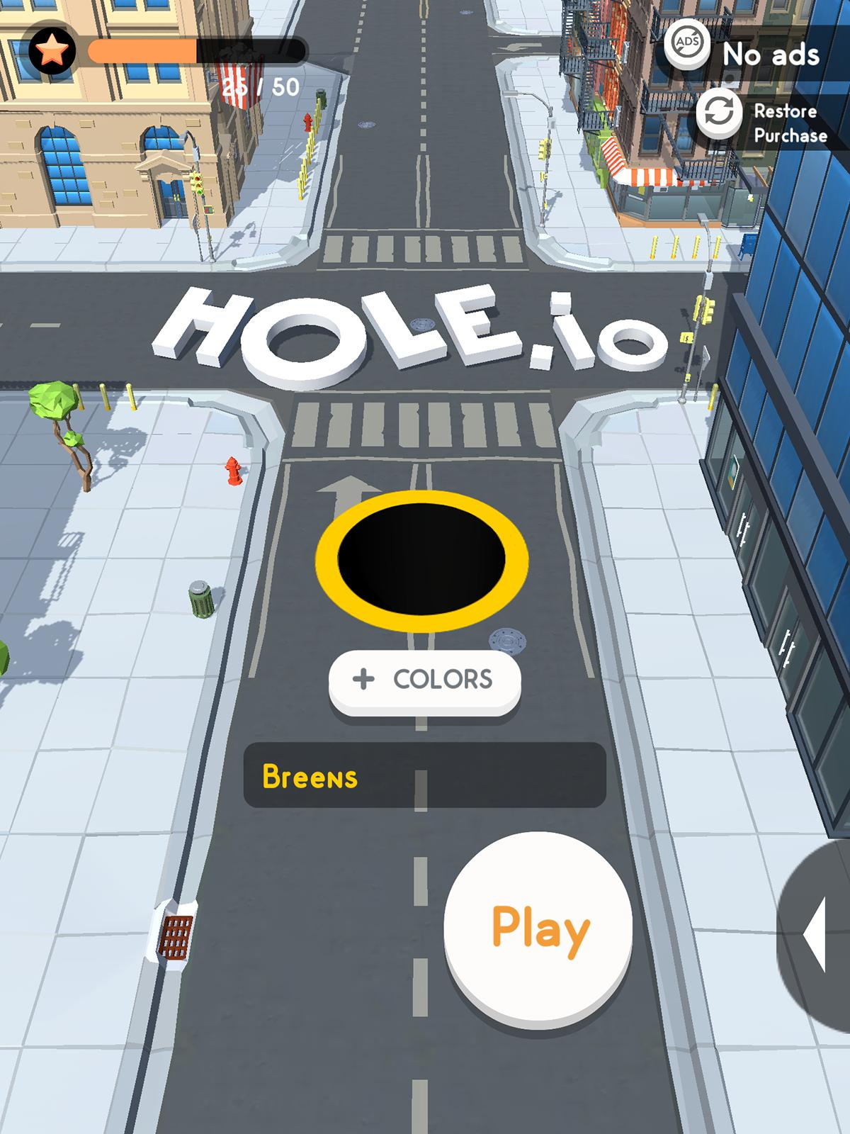 Hole Io Cheats And Tips Everything You Need To Know About Hole Io Articles Pocket Gamer