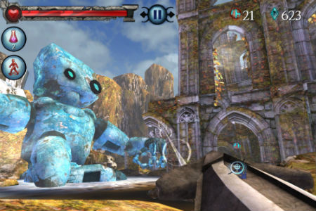 Top 5 best games like Infinity Blade for Android | Articles