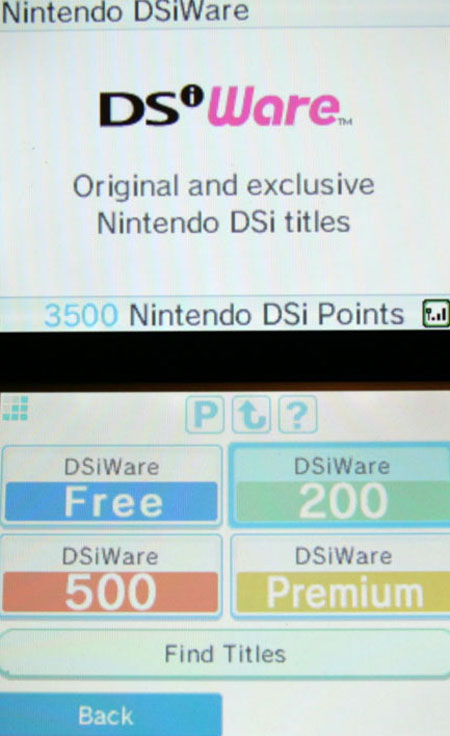 How to download a game from the DSi Shop | Articles | Pocket