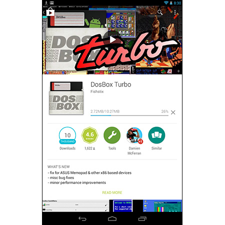 How to play PC games on your Android phone or tablet with DosBox