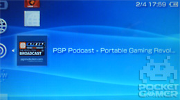 How To Podcast on PSP 5