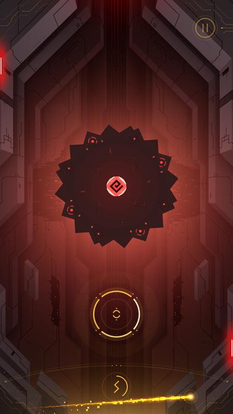 Hyperforma iOS review screenshot
