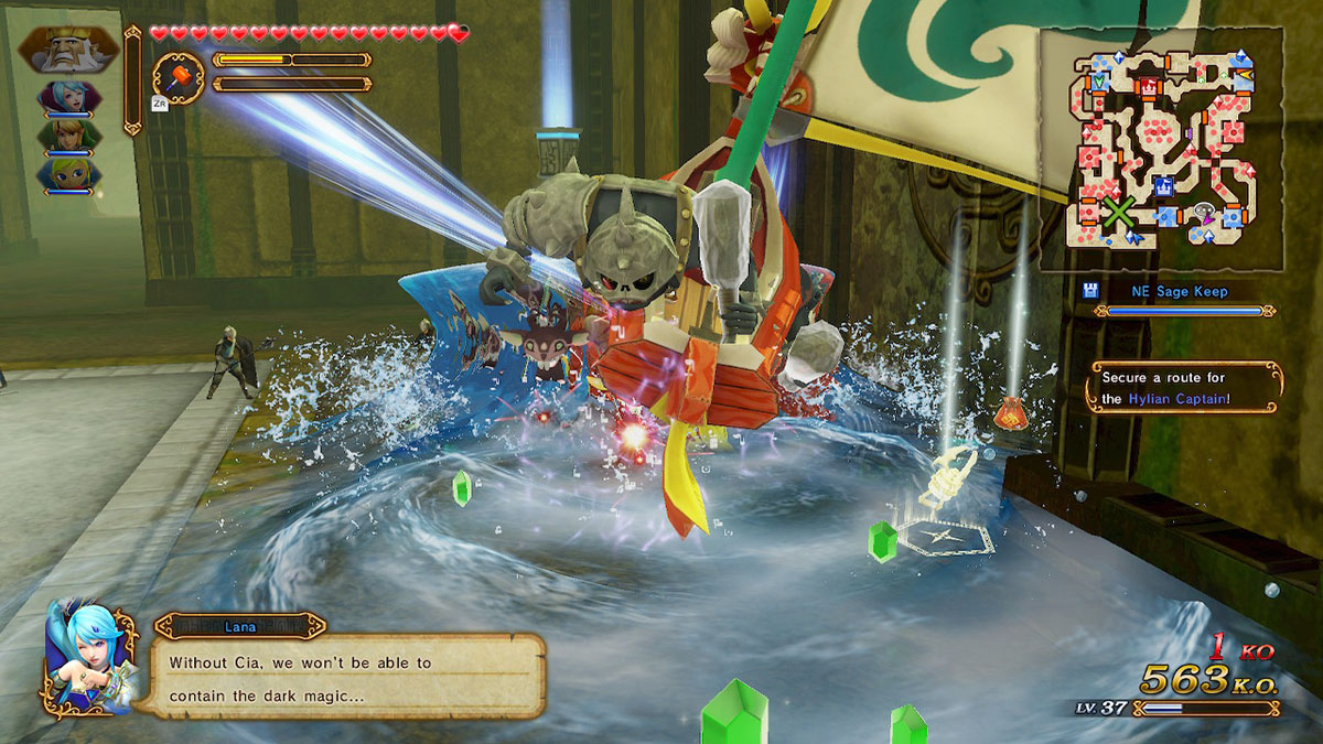 Hyrule Warriors Definitive Edition Cheats And Tips Everything You Need To Know About The Bazaar Articles Pocket Gamer