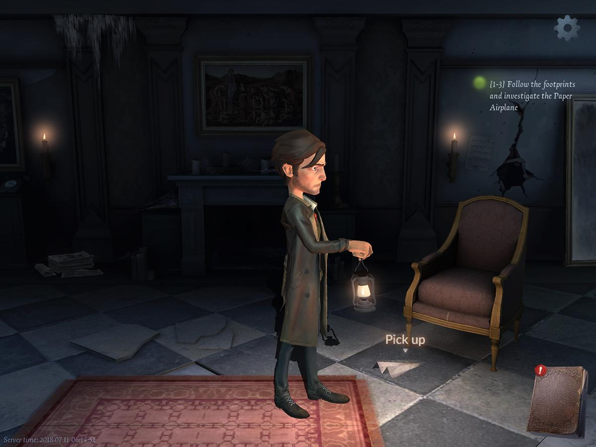 Identity V review - Coraline inspired creeps | Articles | Pocket Gamer
