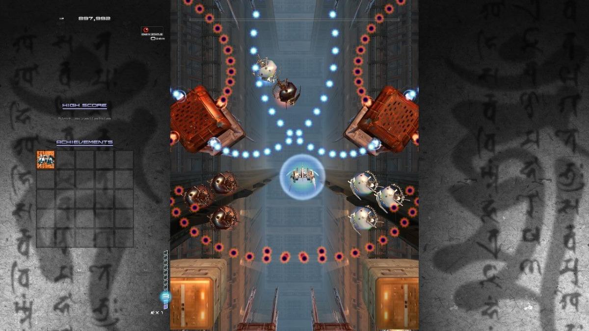 Ikaruga Switch Screenshot 2