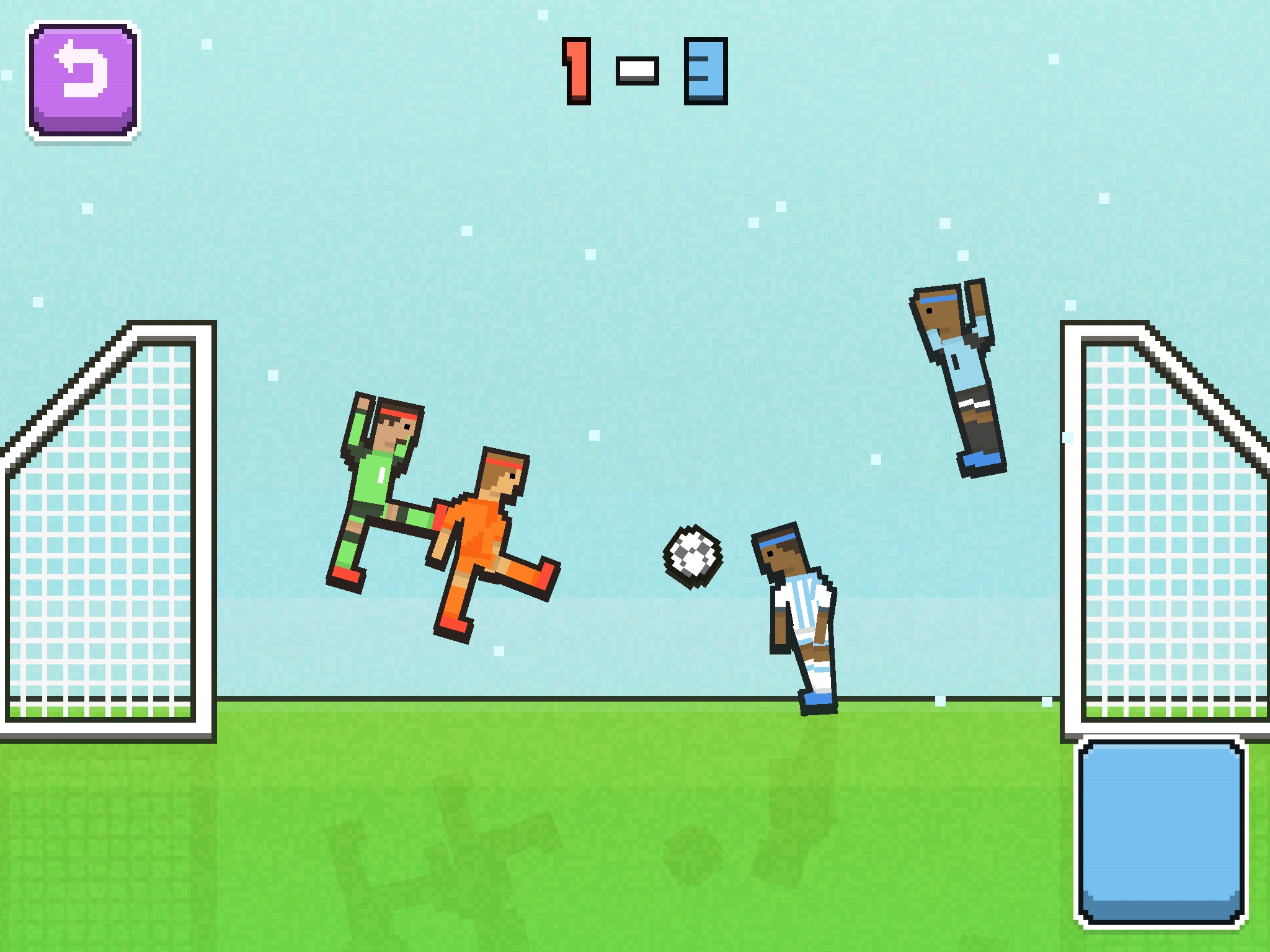 Soccer Physics Games